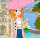 Princesa Anna em Londres