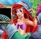 Mermaid Princess Hospital Recovery