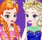 Irmãs Frozen bebê roupas