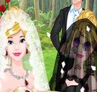 Princesa noiva emo ou casual