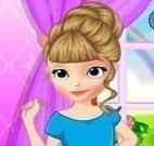 Sofia princesa roupas da escola