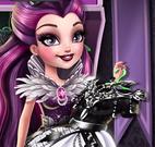 Raven Queen closet