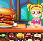 Restaurante top hambúrguer