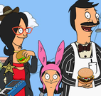 Bob`s Burgers vestir roupas