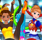 Princesas nas olimpíadas