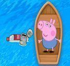 Peppa Pig no rio