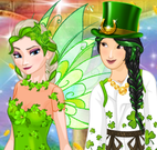 Princesas festa da sorte
