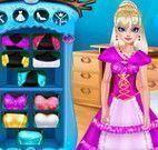 Vestido da Elsa estilista