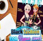 BLACK FASHION FOR VOGUE COVER