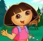Acampar com Dora