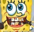 Bob Esponja dentes estragados