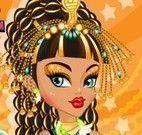 Cleo de Nile dia no spa