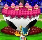 Decorar bolo da Copa do Mundo