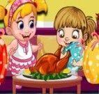 Ação de graças das crianças