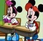 Jogo de matemática com o Mickey