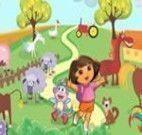 Decorar fazendinha da Dora
