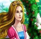 Achar números e objetos com a princesa