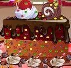 Decorar bolo de chocolate para aniversario