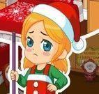Limpeza do quarto de Natal