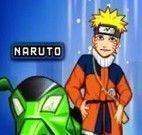 Dirigir moto do Naruto