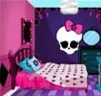 Decorar quarto das Monster High
