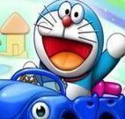 Corrida de carro do Doraemon
