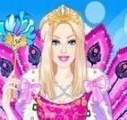 Vestir Barbie princesa Rosella