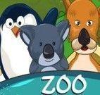 Atender animais no zoológico