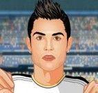 Luta do Cristiano Ronaldo e Messi