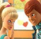 Barbie e Ken puzzle