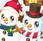 Fazer boneco de neve