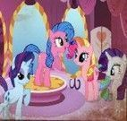 Puzzle turma My Little Pony