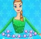 Frozen bolo da princesa