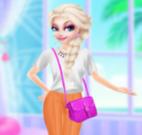 Elsa no zoológico