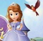 Achar erros com Princesa Sofia