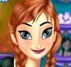 Anna Frozen limpeza de pele