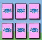Peppa Pig jogo da memória