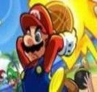 Jogo de Basquete do Mario