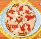 Fazer pizza marguerita