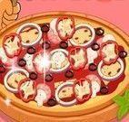 Dora fazer pizza