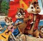 Puzzle Alvin e os Esquilos 3