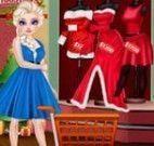 Elsa natal shopping