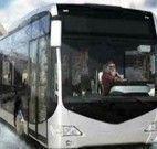 Dirigir ônibus na cidade