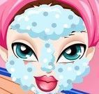 Bratz limpeza de pele e maquiar