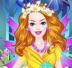 Barbie roupas de anjinha