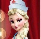 Elsa Frozen Enfermeira