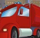Dirigir caminhão