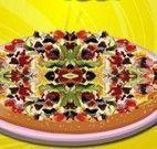 Receita de pizza mexicana
