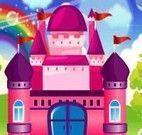 Decorar castelo da Barbie