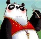 Kung Fu Panda moedas de ouro
